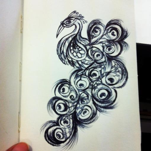 Peacock5