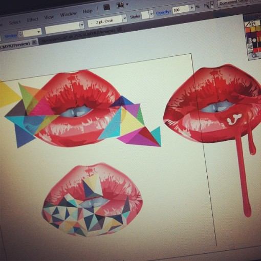 Digital Lips